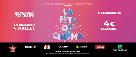 Fête du Cinéma 2021