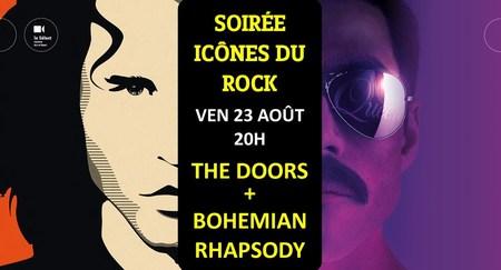 Soirée ICONES DU ROCK