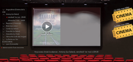 Le e-cinéma, comment ça marche ?