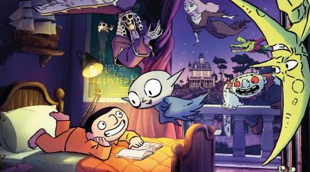 Concours de dessins Petit Vampire