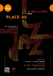 Place au Jazz 2014