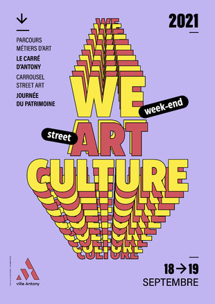 WE art culture