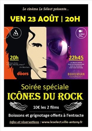 icones du rock