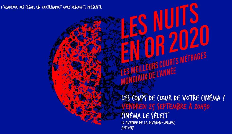 Photo du film Les Nuits en Or 2020