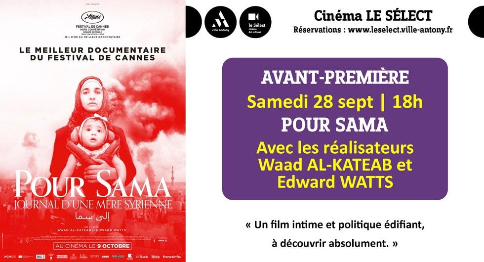 Photo du film Pour Sama