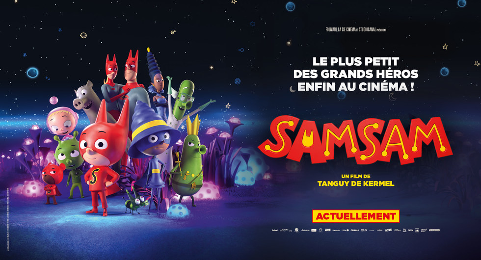Séance + rencontre SAMSAM