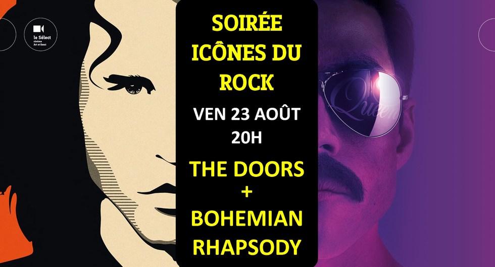 Photo du film SOIREE ICÔNES DU ROCK