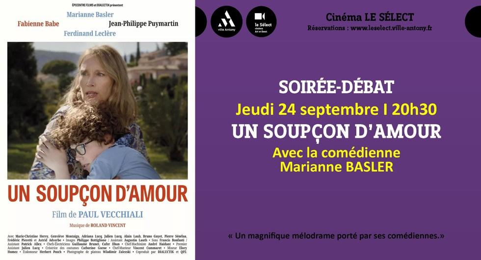 Photo du film Un soupçon d'amour