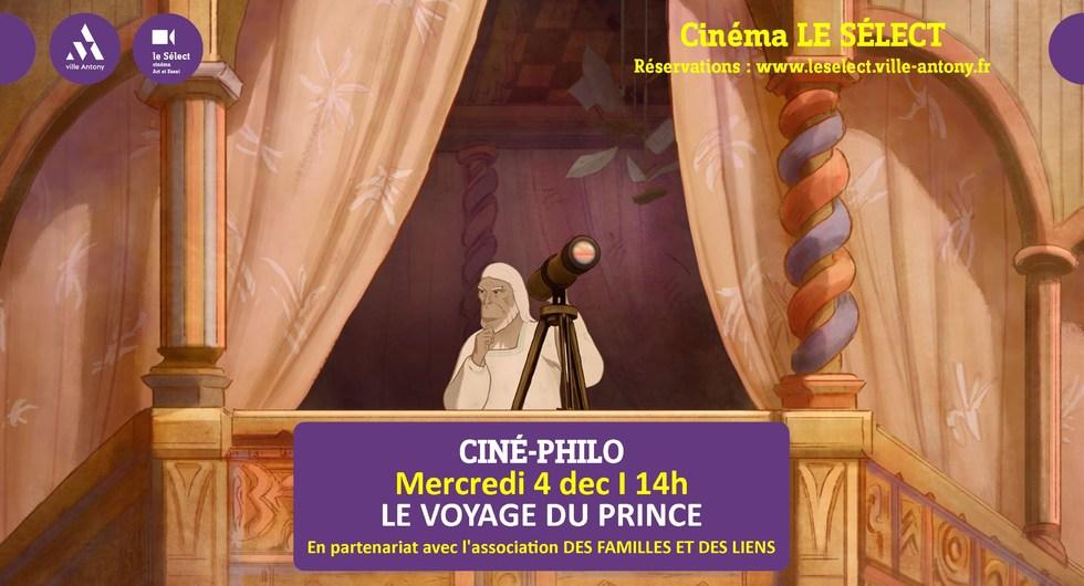 Photo du film Le Voyage du Prince