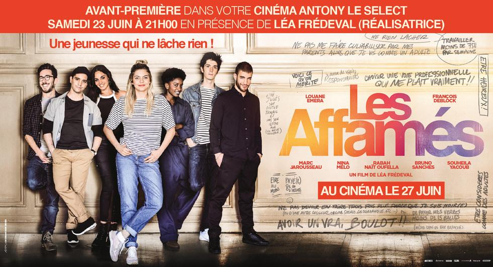 Photo du film Les Affamés